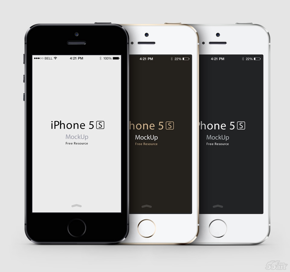 iPhone-5S-3-colors-Mock-up