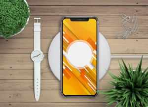 iPhone X 场景样机 PSD 模板 Free Apple iPhone X Mockup PSD/69.5MB